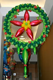 the very best balloon blog how to make a christmas wreath