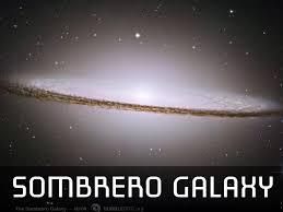 sombrero galaxy hubble by kush patel