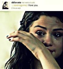Selena Gomez Crying Meme - popular culture juliebat