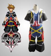 Kingdom Hearts Halloween Costumes Cool Kingdom Hearts 2 Cosplay Sora Costume Cheap Sell