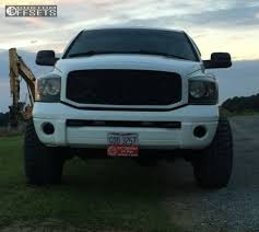 wheel offset 2006 dodge ram 2500 hella stance 5 leveling kit
