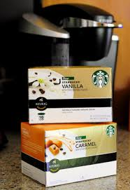 starbucks vanilla and caramel k cups reviewed brewed daily
