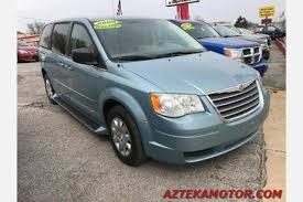 used chrysler town and country for sale in tulsa ok edmunds