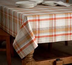 autumn table linens fall tablecloths ideas home decorations