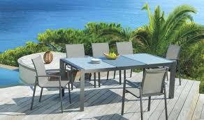 table salon de jardin leclerc emejing salon de jardin bois exotique leclerc gallery amazing