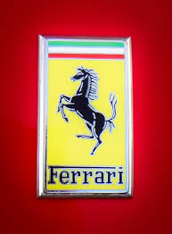 ferrari emblem cars and coffee is awesome for not being sued vintage and