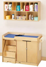 Changing Table For Daycare Changing Table With Stairs