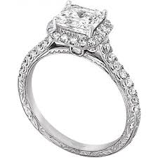 engraving engagement ring flyerfit halo pave diamond engagement ring with engraving