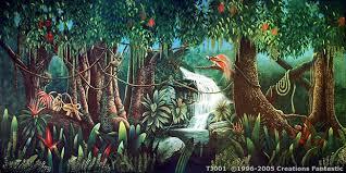 jungle backdrop tropical jungle 1 backdrops fantastic australia