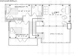 Simple Home Plans by Affordable House Plans Simple House Floor Plan Log Home Open