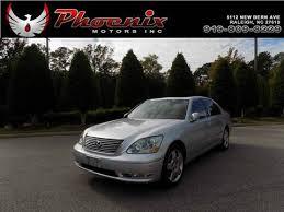 lexus in nc lexus ls 430 for sale in carolina carsforsale com