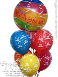 balloon delivery orange county hot air balloon bouquet for birthdays balloons
