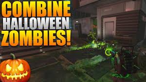 combine halloween zombies bo3 custom zombies pc youtube
