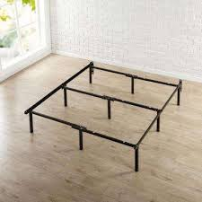 Bed Frame Without Wheels Zinus Bed Frame Bed Frames Box Springs Bedroom Furniture