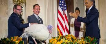 thanksgiving white house アメリカの感謝祭サンクスギビングデーってどんなお祭りなの ny