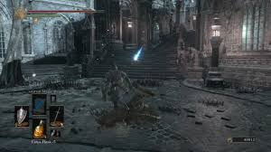 The Monster Under The Stairs by Dark Souls 3 Irithyll Of The Boreal Valley Walkthrough Polygon