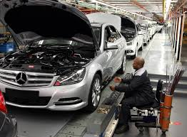 mercedes factory mercedes benz south africa production plant takes silver in europe