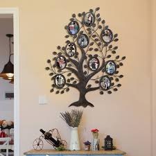 myrasol 10 opening decorative family tree wall hanging collage