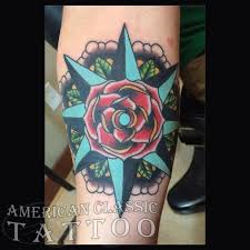 traditional nautical tattoos