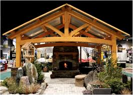 Outdoor Living Plans by Backyards Amazing Pavilion Plans Backyard Pavilion Plans