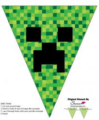 minecraft party decorations minecraft banner minecraft party decorations free printable