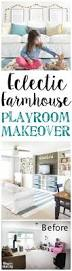 eclectic farmhouse playroom reveal u0026 orc week 6 bless u0027er house