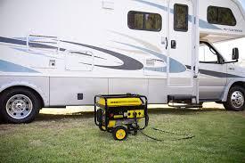 Portable Rv Patio by Amazon Com Champion Power Equipment 46597 3500 Watt Rv Ready