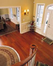 improve your home with cherry hardwood flooring