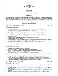 resume sample resume for warehouse manager