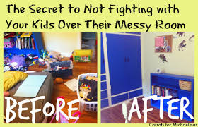 kids room the secret to not fighting with your kids about their messy room