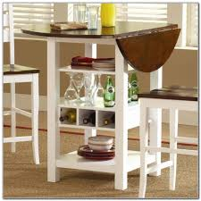 Drop Leaf Dining Tables For Small Spaces Kitchen Set  Home - Drop leaf kitchen tables for small spaces