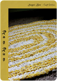 How To Rag Rug Rag Rug Tutorial Sugar Bee Crafts