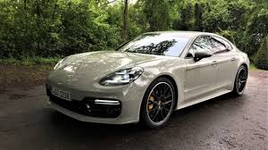 porsche chalk essai porsche panamera turbo 2017 youtube