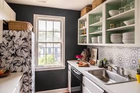 Kitchen Makeover Blog - a rental kitchen makeover using tempaper with interior designer