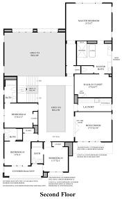 3 Bedroom Floor Plans With Bonus Room by Alara At Altair The Soleil Elite Home Design