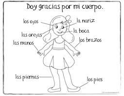 spanish thanksgiving worksheets worksheets