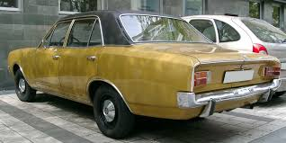1970 opel commodore opel rekord c