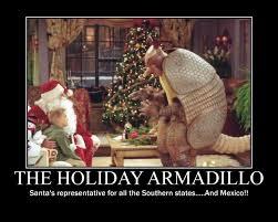 Armadillo Meme - the holiday armadillo d by thejaymaster on deviantart