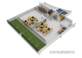 floor plan 3d 14 industrial office space showroom and warehouse layout floor