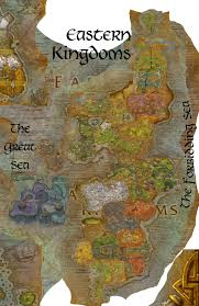 Wow Map The Big Wow Map U2014 Hi Everybody The Parsing Of The Eastern Kingdoms