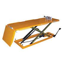 motorcycle lift table plans scissor lifts lift tables lift tables stationary vestil
