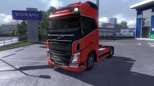 2013 volvo truck commercial volvo fh 2013 ohaha v18 1 2s truck euro truck simulator 2 mods