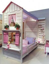 Doll House Bunk Bed 32 Best Kids Beds Images On Pinterest