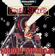 free the brian setzer orchestra mp3 album