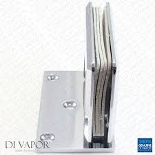 hinges for glass door 90 degree wall mounted shower door glass hinge chrome plated