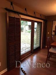 Patio Door Covers Amazing Patio Door Coverings And Accordion Blinds For Sliding