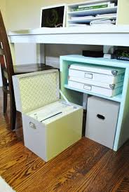 File Storage Ottoman Office Progress How To Build A Wooden File Storage Stand Young