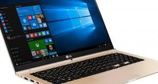lg black friday lg gram 15 new laptop windows 10 super lightweight on black