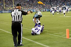 Blind Side Block Penalty The Nfl Crushed A Record With 733 Penalties Through Three Weeks