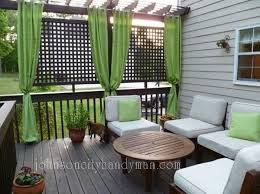 balcony privacy simple home design ideas newhomedesign